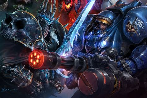 Heroes of the Storm's voice chat would hurt minority
