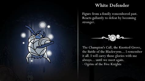 Hollow Knight: Hallownest Bosses - Complete Guide