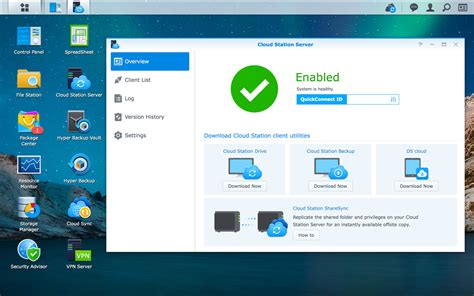 New Synology DiskStation DS916+ NAS server – an all-in-one