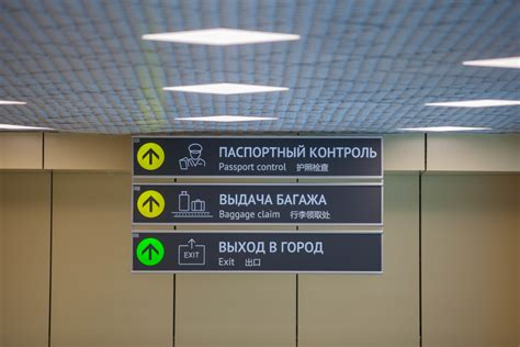 DOMODEDOVO INTERNATIONAL AIRPORT MOSCOW (DME) - MOSCOVERY