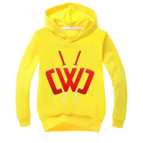 Chad Wild Clay Kids Unisex Hoodie Comfy Pullover