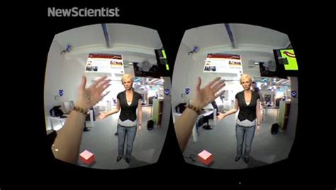 Try mixed reality, where the virtual and real collide