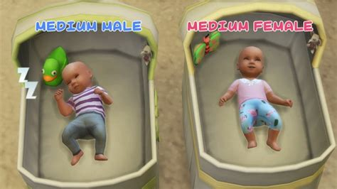 Mod The Sims: Comfortable Maxis Match Newborn Baby Clothes