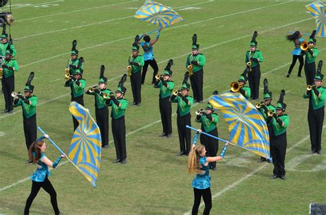 Color Guard/Winter Guard - Spring Valley Bands