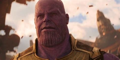 Thanos With Iron Man's Severed Head Is the Best 'Avengers