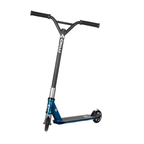 Chilli Pro Scooter 5000 Blue Black HIC - Online Scooter