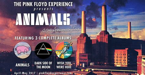 The Pink Floyd Experience tour 2020 / 2021 – how to get
