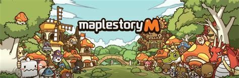 Maplestory mobile spinoff Maplestory M hits Android beta