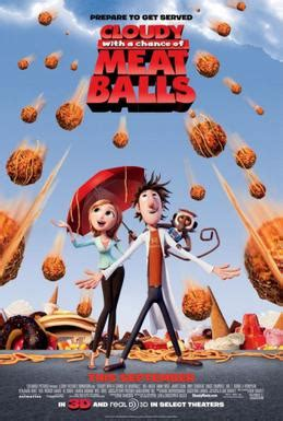 Cloudy with a Chance of Meatballs (film) - Wikipedia