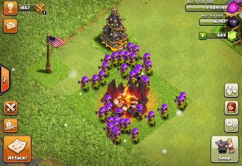 Clash of Clans Archer - Tips, Attack Strategies, Levels & More
