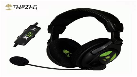 Turtle Beach X12 Microphone Quality Example - YouTube