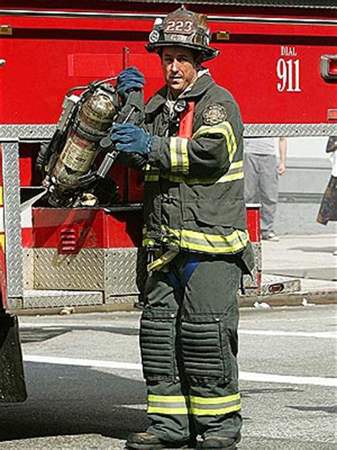11 Memorable Firefighters in Movies