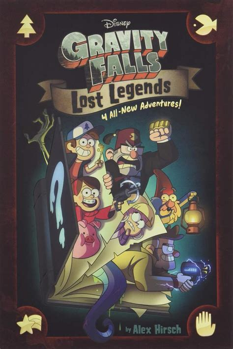 Lost Legends: Blague & Nightmares Pack - Gravity Falls