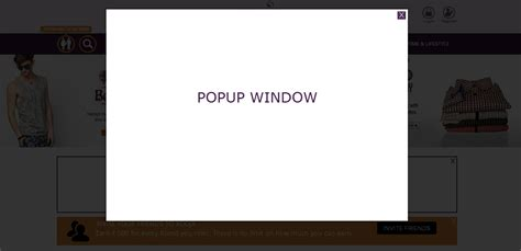 Creating a Popup Window using Jquery and CSS - Auriga IT