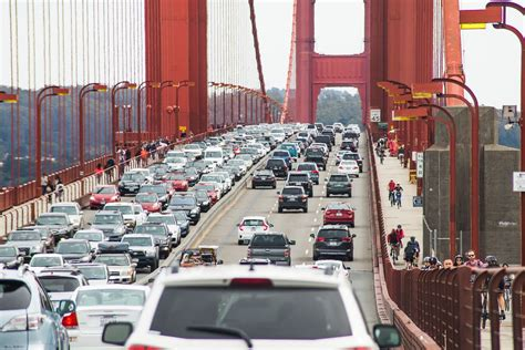 San Francisco one of the world's 10 most congested cities