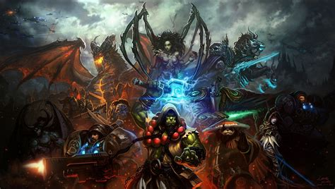 117 Heroes of the Storm HD Wallpapers | Backgrounds