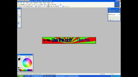 How to make quality Roblox ads on Paint