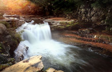 14 Waterfalls in Vermont That Will Take Your Breath Away