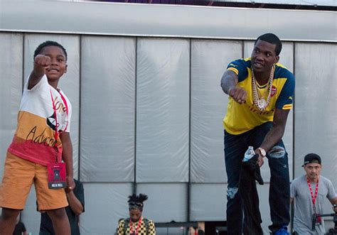 MEEK MILL'S SON IS THE LATEST CELEBRITY KID TO DO THE 'NAE