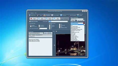 How to Capture Video from IP Camera with Free Webcam