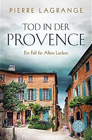 Tod in der Provence - Krimi-Couch