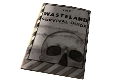 Wasteland Survival Guide (quest) - The Vault Fallout Wiki
