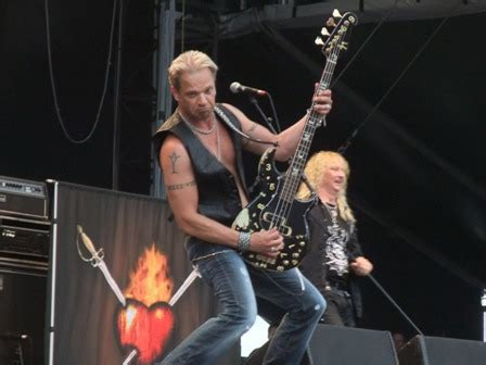 Treat live at Bang Your Head Festival in Balingen, Germany