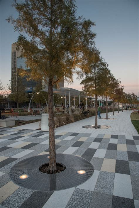 Tree Grating by Hendrick Manufacturing   Archello
