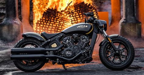 The Jack Daniel's Edition Indian Scout Bobber Is an