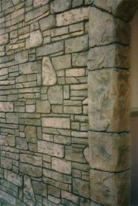 vertical concrete stamping (With images) | Concrete wall