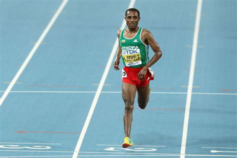 Men's 5000-Meter World Records, Recognized by the IAAF