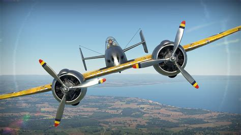 [Special] US Air Force day - get the XF5F Skyrocket - News