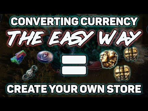 Poe Currency Calculator – Currency Exchange Rates