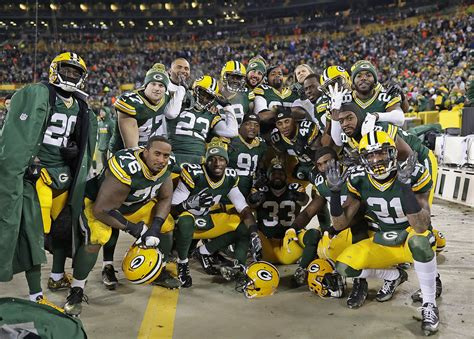 Game Photos: Packers vs