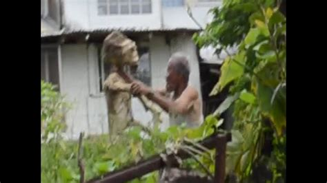 UFO Sightings Man Attacked By An Alien or Aswang? Update