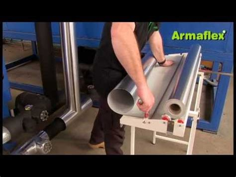 Insulation and cladding of straight pipes (Thai) - YouTube