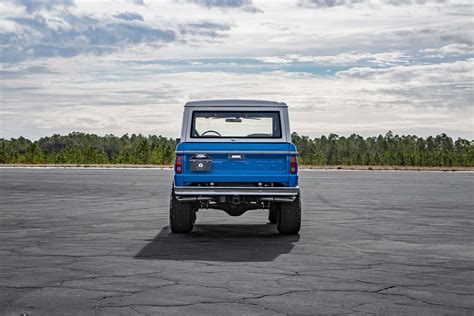 Mountain Edition Restomod Bronco   Early Ford Broncos