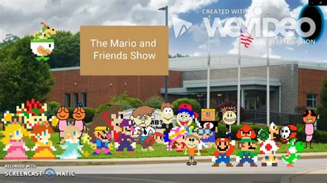 The Mario and Friends Show   The Mario and Friends Show