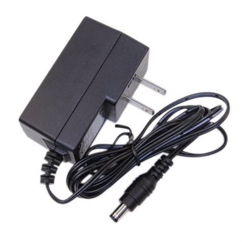 UL Power Supply AC 100-240V To DC 12V 1A Adapter Plug For
