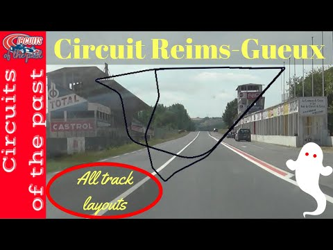 Circuit Reims-Gueux | Abandoned and Lost Places