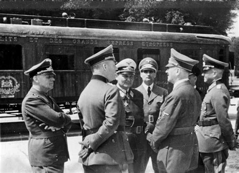Images of the Defeat: German-French Armistice of June, 1940