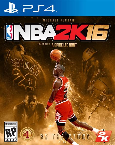 His Airness returns with NBA 2K16 Special Edition - VG247