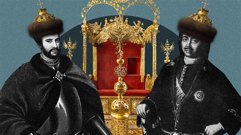 The only time when TWO tsars ruled Russia at once - Russia
