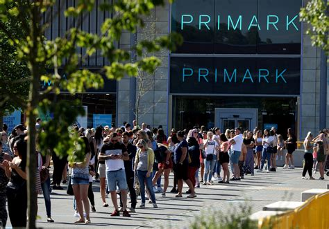 Comments about Primark queues after lockdown show the UK