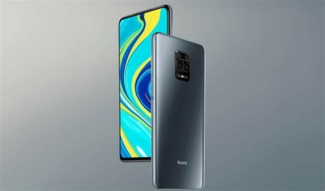 Redmi Note 9S Unveiled With SD720G SoC, 5,020mAh Battery