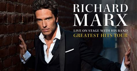 Richard Marx tour 2020 / 2021 – how to get tickets