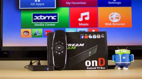 onD Android TV Box Review - Best Android TV Box? - YouTube
