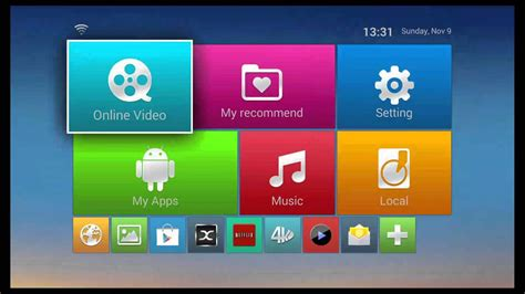 Android MX3 4K TV Box Review - YouTube